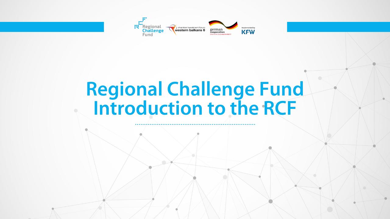 Regional Challenge Fund
